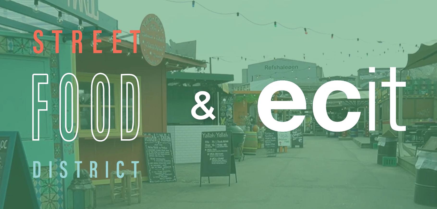 """Street Food District om ECIT: """"Vi har fået en """"buddy"""", der har besteget bjerget før"""""""