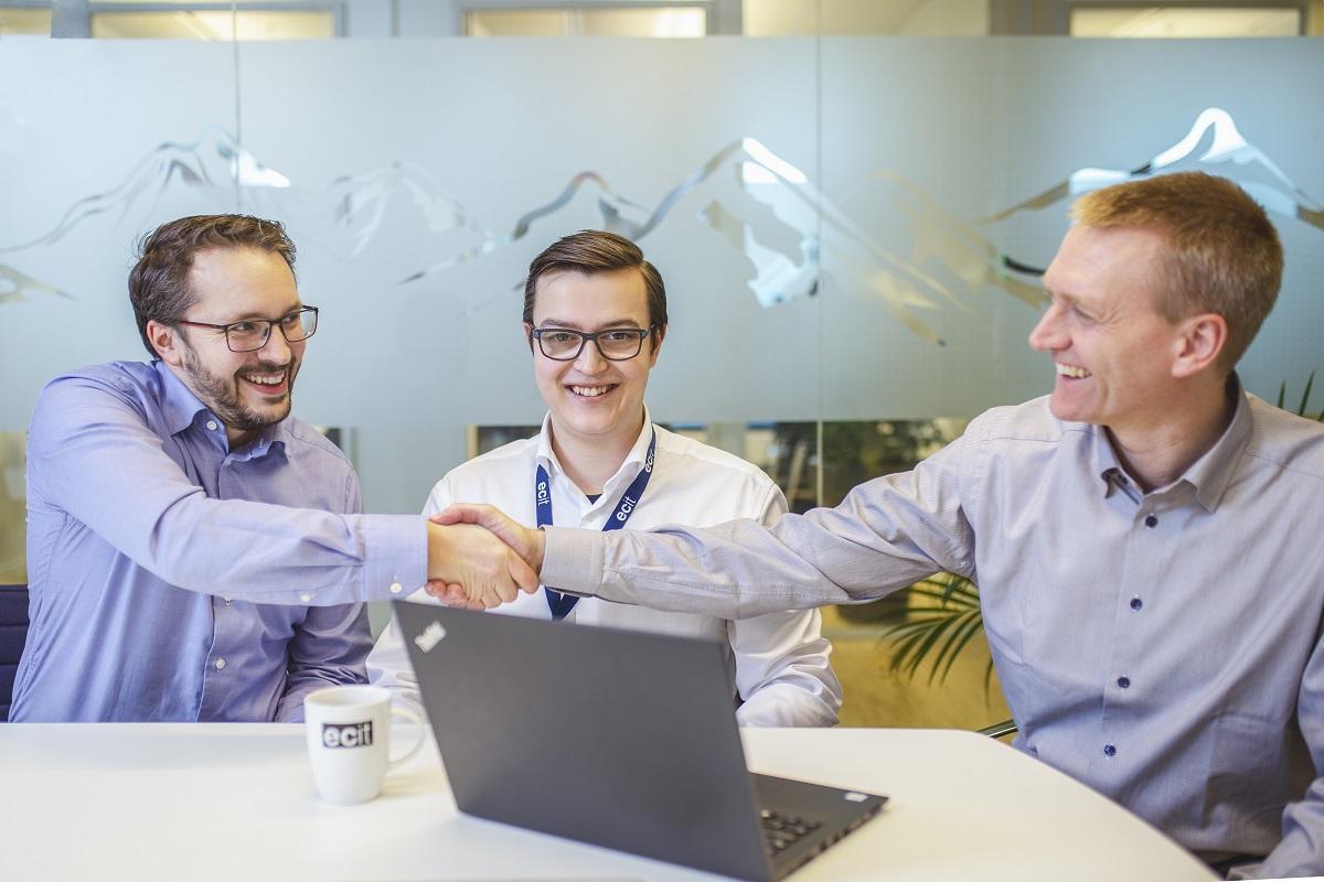 ECIT Init retningslinjer ansatte informasjonssikkerhet
