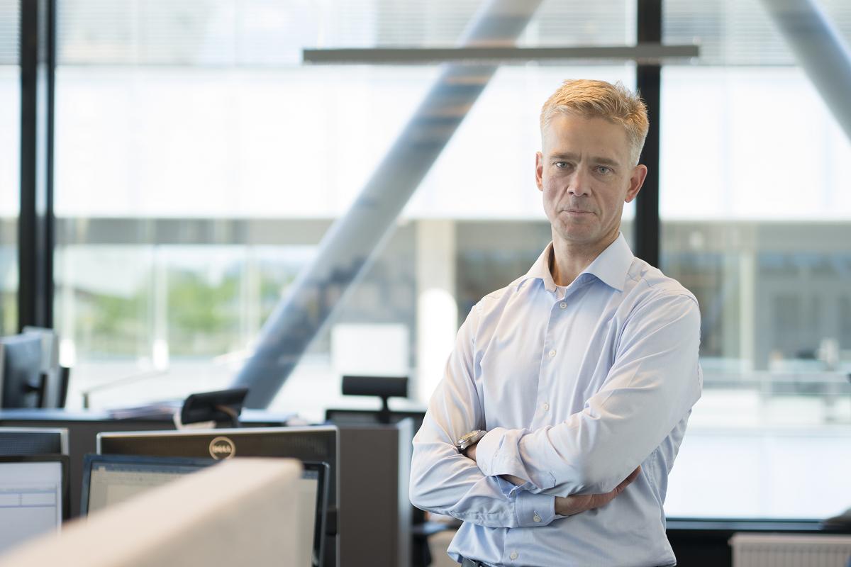 Peer Veiby er styreleder i Regnskap Norge og regionsleder i ECIT