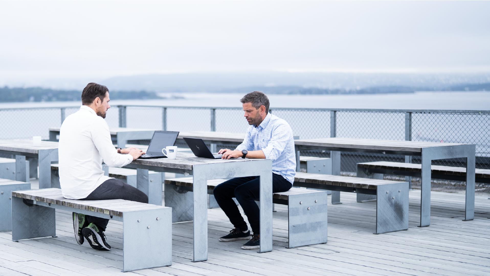 Digital sikkerhet på den moderne arbeidsplassen